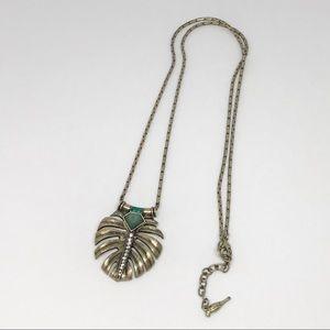 Marquesas Long Pendant Necklace